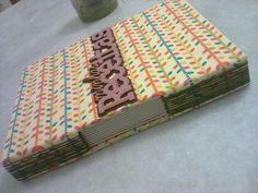 Caderno de receita