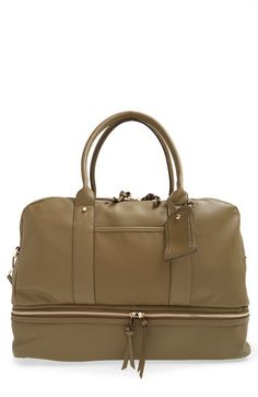 51a35b468e1f Free shipping and returns on Sole Society  Mason  Weekend Bag at  Nordstrom.com