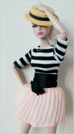 Sassy Stripe Poppy Parker..39...6