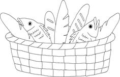 unleavened bread coloring pages