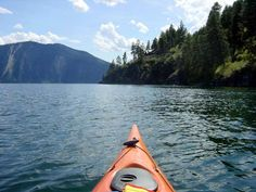 Sandpoint, Idaho - Lake Pend Oreille