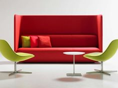 Red Unique Design of Abcd Sofa ~ http://www.lookmyhomes.com/unique-design-of-abcd-sofa-for-living-room/
