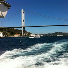 Boğaz  Bosphorus İstanbul Turkey Türkiye Marmara