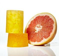 fruit, herbs & glycerin soap