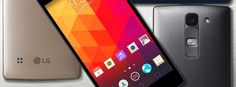 LG Yeni Orta Seviye Telefonları Magna, Spirit, Leon ve Joy'u Tanıttı