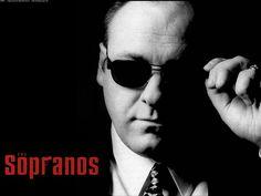 JAMES GANDOLFINI siempre será TONY SOPRANO(THE SOPRANOS,1999-2007)