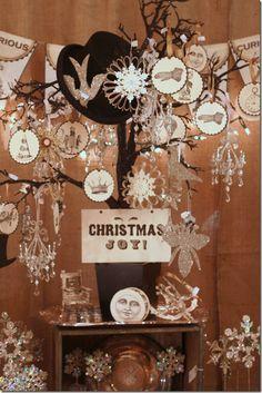 Christmas Tree. Raised in Cotton: November 2009