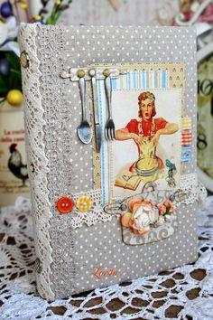 Мой заоблачный мир: Кулинарный блокнот