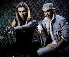 Bill Kaulitz, Tom Kaulitz