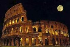 Rome, Italy...I think it would be so neat to visit there. I'd learn so much.