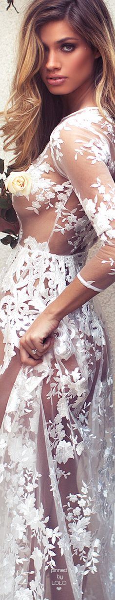 Bohemian Lifestyle :: Summer Vibes :: Boho Chic Style:: Sun :: Salty Blue Water :: Gypsy Paradise ::Spread Love and Keep Positive :: ZAIMARA Inspirations Sexy Dresses, Beautiful Dresses, Summer Dresses, White Lace, White Dress, Close Up, Bohemian Lifestyle, Pearl And Lace, White Fashion
