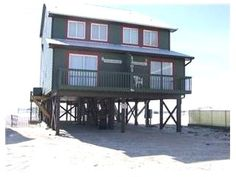 5 Bedroom Vacation Rental in Gulf Shores, Alabama, USA - Summer Winds East (Duplex)