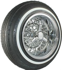 true spokes 3 prong knockoff thin white wall