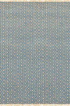 "Dash and Albert Rugs- ""Mosi Indigo"" - Indoor/Outdoor - 100% Polypropylene -Available @ Maryland Paint & Decorating"