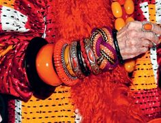#WCW: Iris Apfel - Read more at our blog.                                                                                                                                                                                 More