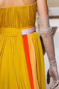 See detail photos for Schiaparelli Fall 2017 Couture collection.
