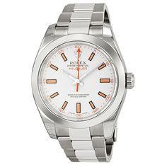 Rolex Men's Milgauss Dial Watch