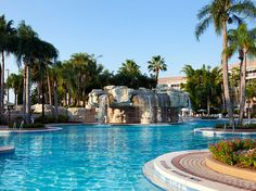 Relax and unwind poolside with the entire family at the Sheraton Vistana Villages in Orlando, Florida.