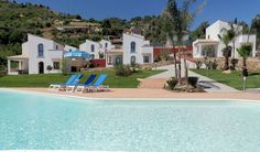 Holiday Apartments with pool - Residence Cefalù in Casa