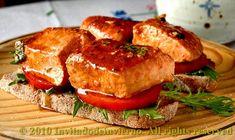 salmon escabeche