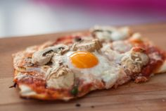 Pizza vom Grill Grilling, Pizza, Eggs, Spring, Breakfast, Baby, Food, Morning Coffee, Crickets