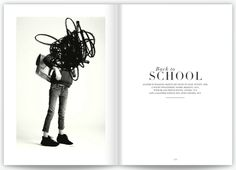 Smallable FW11 / cute spread from the French webshop. via emmas designblogg. #editorial #magazine