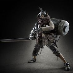 3ALegion feature: Tomorrow Kings | Heavy Duty Slicer Death Mask Tomorrow…