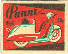 matchbox covers - This incredible archive of matchbox covers has been found by London-based designer Kristian Bodnar in his grandmother's house. Vintage Packaging, Vintage Labels, Vintage Ads, Vintage Posters, Vintage Graphic, Graphic Design Illustration, Illustration Art, Graphic Illustrations, Matchbox Art
