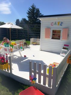 Indoor Playground For Kids – Playground Fun For Kids Kids Outdoor Play, Outdoor Play Areas, Kids Play Area, Backyard For Kids, Backyard Projects, Kids Cubby Houses, Play Houses, Casa Kids, Playhouse Outdoor
