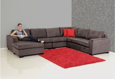 Lounge suite Couches, Sofas, Lounge Suites, Lounge Sofa, Castle, New Homes, Dining, Stylish, House