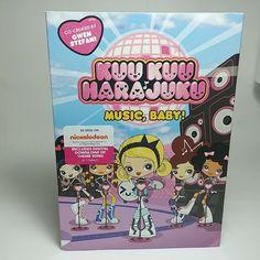 Kuu Kuu Harajuku Super Kaiwaii DVD Widescreen New and Sealed Brave And The Bold, Theme Song, Harajuku, Hobbies, Toys, Ebay, Musica, Activity Toys, Toy