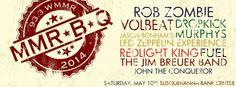 MMR*B*Q - Susquehanna Bank Center, Camden - 5/10/2014 Jim Breuer, I Love It Loud, Rob Zombie, Led Zeppelin, Camden