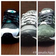 New Adidas EQT ...