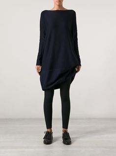 asymmetrical reversible dress