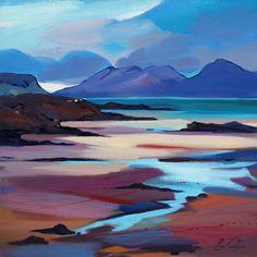 Pam Carter - Winter Sands to Rum