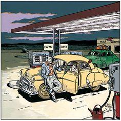 Ted Benoit ...Illustrations