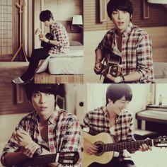 Lee Shin/Jung Yong Hwa