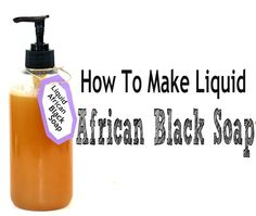 I have been using African Black Soap from Ghana for many years and I still can't find another face cleanser that competes with it. To read more about African Black Soap click here. The biggest issue I have with using black soap is you have to break off small pieces then you have to make ...