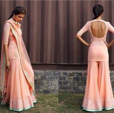 Custom made available at Royal Threads Boutique. Pakistan Fashion, India Fashion, Ethnic Fashion, Asian Fashion, Geek Fashion, Womens Fashion, Pakistani Fashion Casual, Pakistani Outfits, Indian Outfits