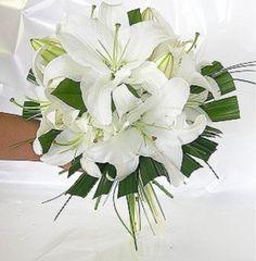 Beach/tropical wedding  Bouquet