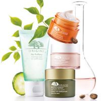 Get your free Origins 1-time natural skincare samples when you take your empty drop off your empty cosmetic packaging at an Origins counter; you can also collect 10 points as well.