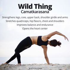 Image result for wild thing yoga pose cartoon