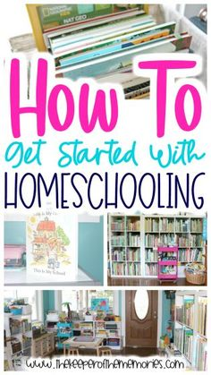 Find lots of great resources that help you answer the most important questions related to How to Homeschool Your Little Kids. This post includes information about how to get started, how much it costs to homeschool and lots more! You're definitely going to want to check it out if you're considering homeschooling this year! #homeschooling #gettingstarted #howtohomeschool Sensory Activities Toddlers, Preschool Themes, Kids Learning Activities, Diy Crafts For Kids Easy, Craft Projects For Kids, Diy Projects, How To Start Homeschooling, Homeschool Kindergarten, New Things To Learn