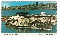 Vintage Montreal World Fair Expo 67 Terre des Hommes Subway / bus ticket stub Expo 67 Montreal, Quebec Montreal, Bus Tickets, Ticket Stubs, Big Show, World's Fair, Marina Bay Sands, Images, Photos