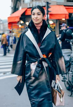 January 18, 2014 Tags Prints, FW14 Men's, Caroline Issa, Turtlenecks, Fur, Coats, Bags, Women, Paris