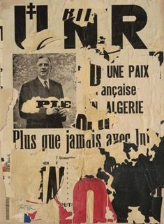 Art pictures - Artist Mimmo Rotella