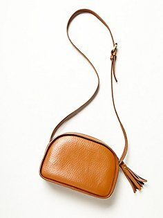 Vista Vegan Crossbody