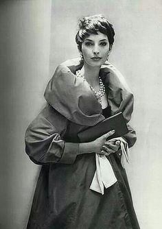 1958 #50s #vintage #fashion