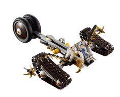 Amazon.de: Lego Ninjago 9449 - Ultraschall Raider: Spielzeug