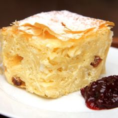 Vargabéles recept My Recipes, Cake Recipes, Dessert Recipes, Cooking Recipes, Hungarian Recipes, Cake Cookies, Deserts, Good Food, Food And Drink